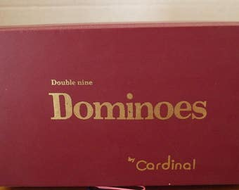 Dominoes Set in Case