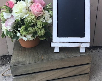 Wedding Chalkboard | Event Sign | Wood Sign | Rustic Chalkboard | Chalkboard Easel | Coffee | Chalkboard | Wood Chalkboard | Event Decor