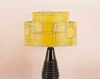 Ceramic Lamp and Shade 237