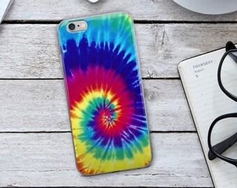 Tie Dye Iphone Case - Tie Dye Phone Case - Tie Dye Case - Tie Dye - Iphone Case - Phone Case