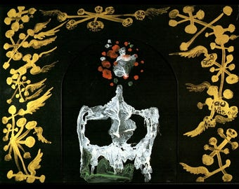 "Salvador Dali, Salvador Dali Print, Salvador Dali Art, Dali Poster, Surrealist, Weird, Strange, Dali, Altered Art, ""Decalcomania"""