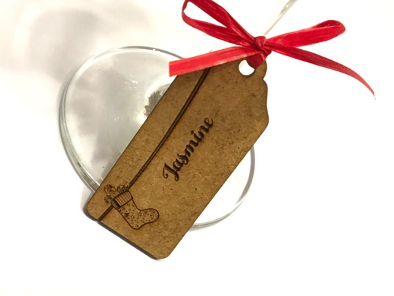 Christmas gift tags Personalized tags Wooden tags Christmas Gift Wrap Wooden wedding gift tags Rustic wedding name tags Christmas favor tags