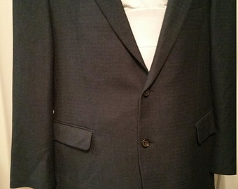 Ralph Lauren Dark Grayish Blue Jacket. 46R