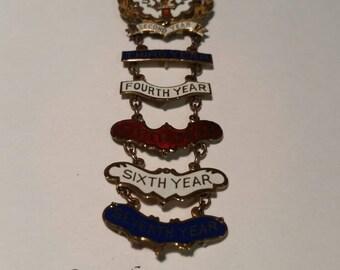 St.Stephen's pin