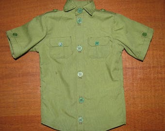 Short sleeve shirt  for Ide72 Soom 40 colors available.