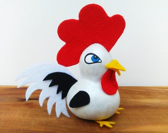 Rooster, Chicken Decor, Rooster Decor, Chicken Figure, Collectible Chicken, Chicken Decoration, Chicken Art, Chicken, Chicken Figurine, Hen