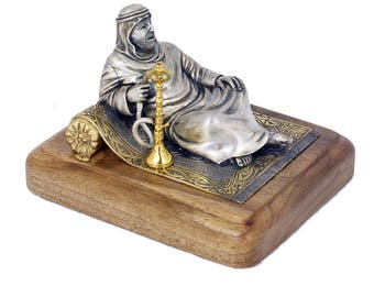 "Silver Figurine ""Hookah"""