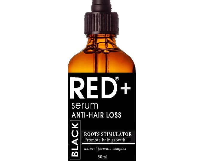 Black Serum for hair growth