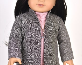 Jacket 18 inch doll clothes Doll Outwear