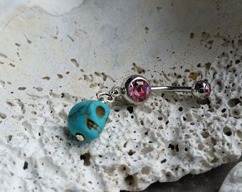 Sugar bellies etsy for Day of the dead body jewelry