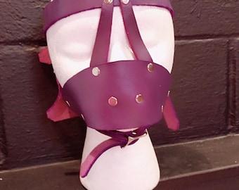 Purple Head Harness