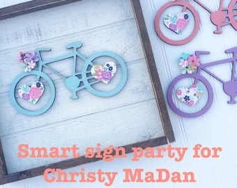 Party for Christy MaDan