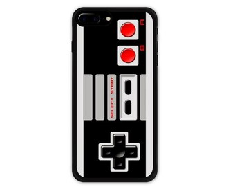 Nintendo NES Controller iPhone 7 Case, iPhone 7 Plus Case, Samsung Galaxy S7 / S7 Edge Case, Samsung Galaxy S8 / S8 Plus Case