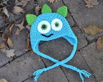 Cute Little Monster Hat