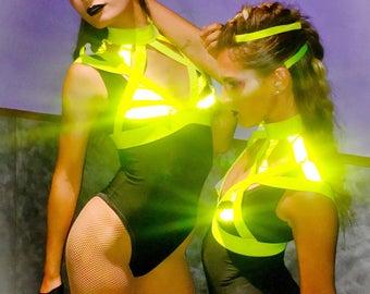 Radioactive Reflective Harness