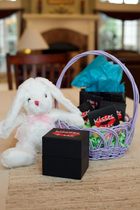 Kisses 4 ussome bunny loves you easter gift for men easter like this item negle Images