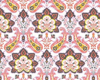 Turkish Delights Mosiac Tile for Blend Fabrics  Anna Griffin  By the Yard