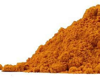 Certified Organic TURMERIC ROOT, powdered, You choose size!  Supplements, tincture, teas, culinary uses. Food grade.