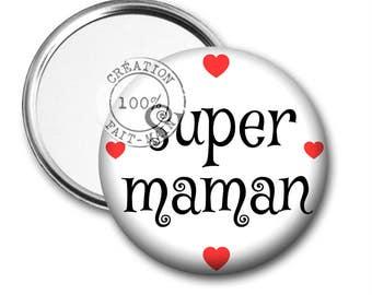 50 mm super MOM Pocket mirror