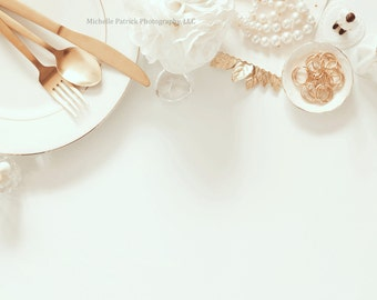 wedding, desktop, bridal, dinner, microstock, blog stock, web stock, white, bride and groom, template, overlay, mock up, restaurant, meal