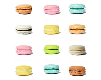 Create your own 6ct FRENCH MACARON signature box.