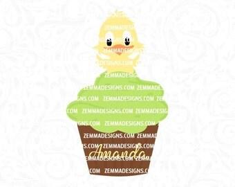Easter girl svg, cupcake svg, Easter chick svg, chick svg, svg Easter, cupcake svg files, Easter svg files, cupcake svg files, baby chick