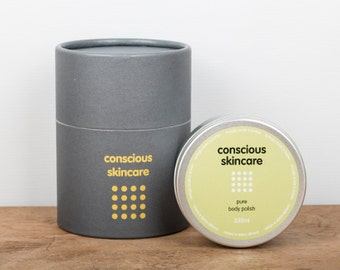 Organic Body Scrub. Vegan. Sugar Scrub. 250ml. Natural Body Scrub. Choose your fragrance! Body Polish. Exfoliating Scrub. Bath and Beauty.