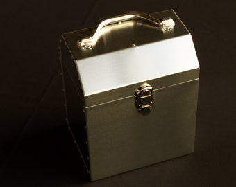 Aluminum Riveted Beer Box