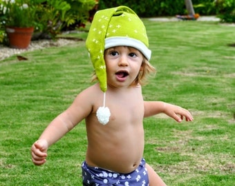 Digital Sewing Pattern: Baby/toddler Sleeping Cap Hat