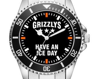 Grizzlies gift merchandise watch 2641