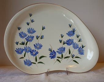 Stangl Chicory 13.75'' Casual Platter #3809