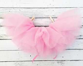Classic Short Light Pink Tutu
