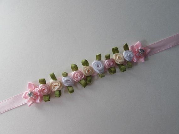 Sugar Plum Fairy nutcracker bun garland