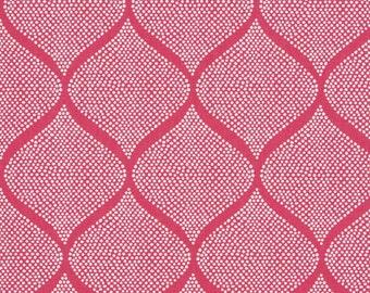 Robert Allen MACAMBO Strawberry  Fabric By The Yard