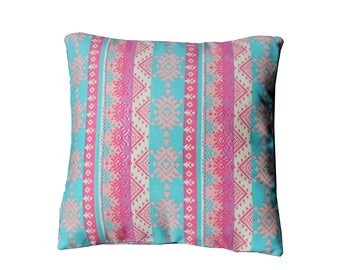 Canvas Pillow- Alice