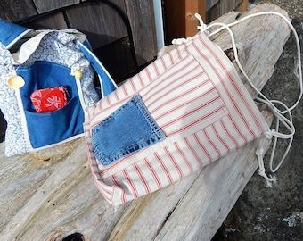 Beach Bags, Beach Totes, Cottage style beach totes,