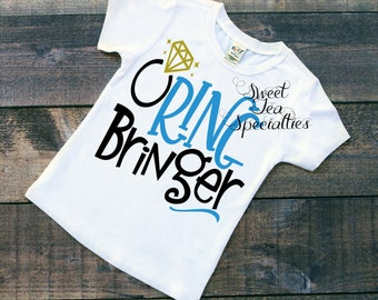 FREE SHIPPING***Ring Bearer Baby Infant and Youth Sizes. Flower Girl, Bridesmaid, Jr. Bridesmaid, Wedding Party, Ring Bearer