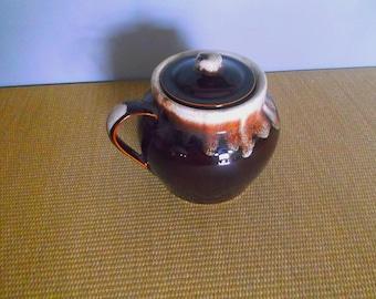 Vintage Ceramic Bean Pot