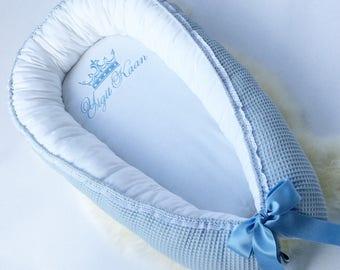 Waffle Babynest Standard - Baby nest - Baby bedding