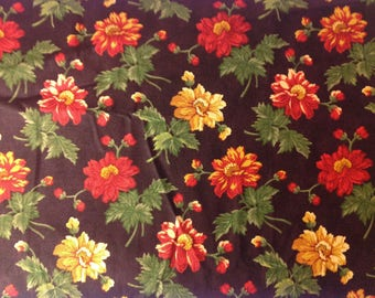 Vintage Holiday by Moda # 35053 - 1 yd - cotton fabric