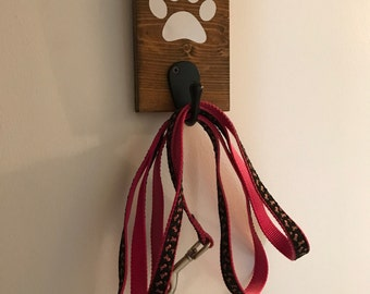 Dog Leash Hook, Dog Leash Holder, Dog Collar Hanger, Dog Hook, Dog Gift, Christmas Gift