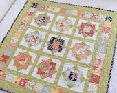 PAPER Pattern: Wallflowers (Charm Pack Quilt)