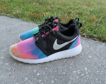 New! Tie-Dye Pastel Women Roshe