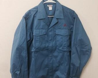 Rare AF Professional High Tech Mistubishi Workmens Jacket
