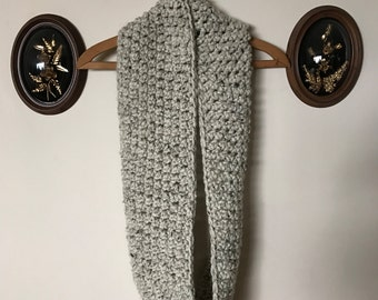 Cochet Infinity Scarf