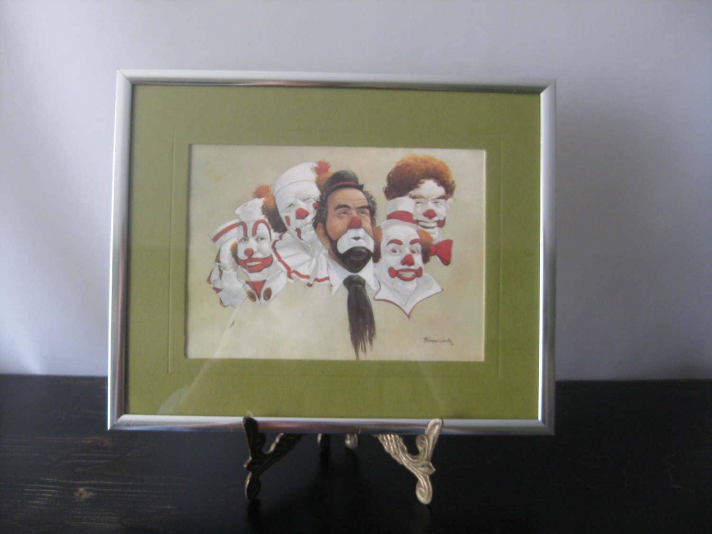 100+ Robert Owens Clown Paintings 4 Sale – yasminroohi