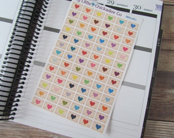 DC16 - Envelopes Planner Sticker