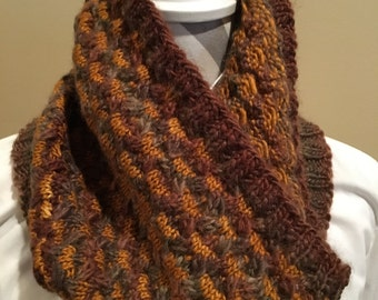 Beautiful fall weather cowl