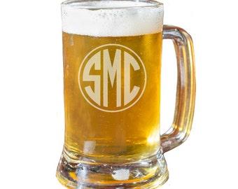 Groomsmen Beer Mug, Personalized Beer Mug, Custom Engraved Beer Mug, Gift for Groomsmen, Husband Gift, Boyfriend Gift, Beer Gifts