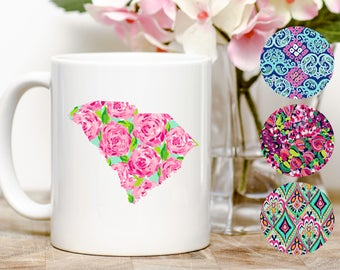 South Carolina Coffee Mug